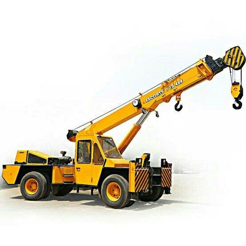 Farana Crane Rental Services