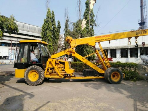 Heavy Duty Crane Rental Services
