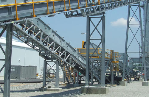 Conveyor Support Structure
