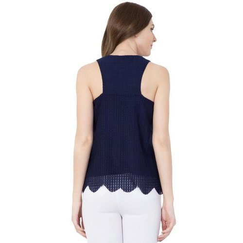 Ladies Half Sleeves Top