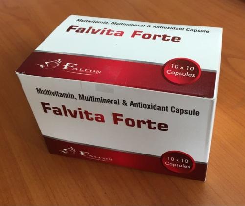 Multivitamin Multimineral & Antioxidants Capsules