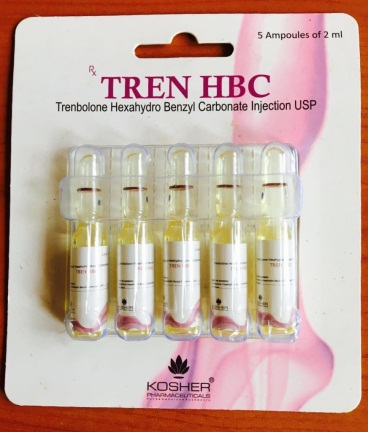 Trenbolone Hexahydro Benzyl Carbonate Injection