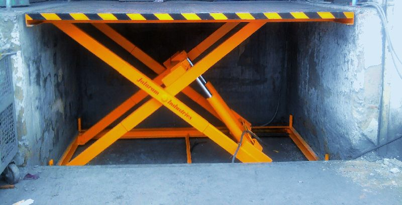 Fixed Hydraulic Scissor Lifting Platform