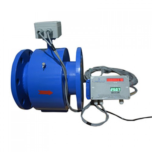 FT 06 Remote Type Electromagnetic Flow Meter