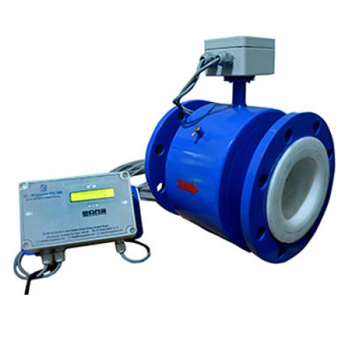 FT 07 Remote Type Electromagnetic Flow Meter