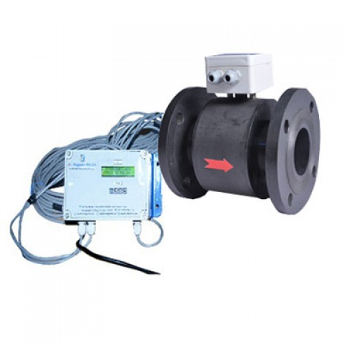 FT 10 Remote Type Electromagnetic Flow Meter