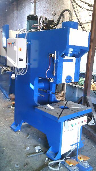 H Type Hydraulic Power Press Machine