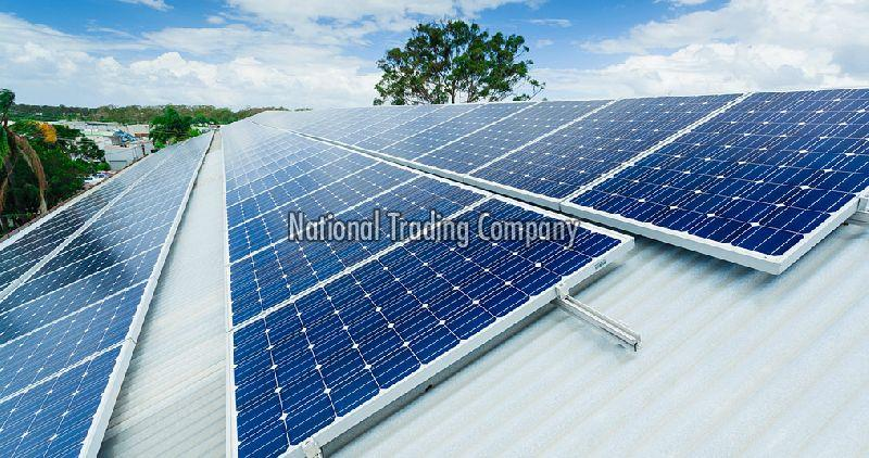 Commercial Solar Power System