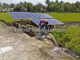 Solar Water Pumping System 03