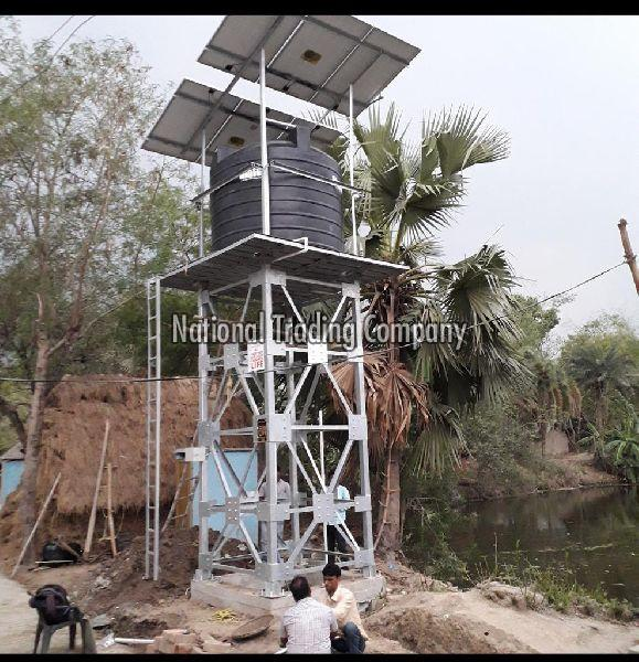 Solar Water Pumping System 05