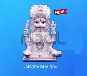 999 Silver Nakoda Statue