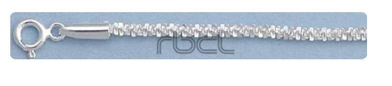 CLCT45FT Sterling Silver Cable Chain