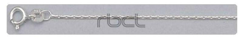 CLR45 Sterling Silver Cable Chain