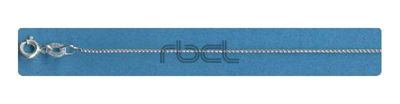 CR30 Sterling Silver Round Curb Chain
