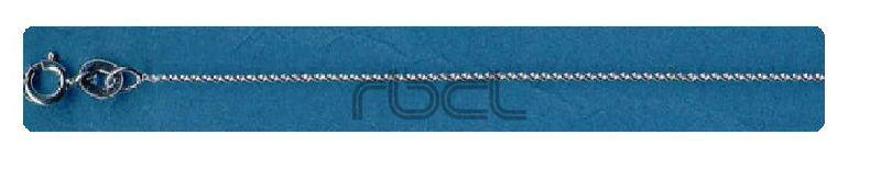 CR35 Sterling Silver Round Curb Chain