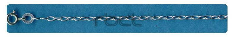LC50 Sterling Silver Long Cable Chain