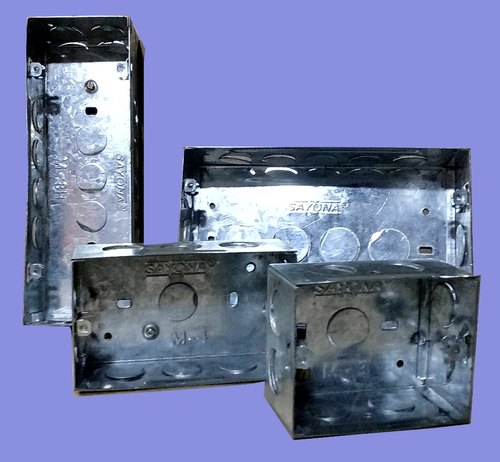 Steel Switch Boxes