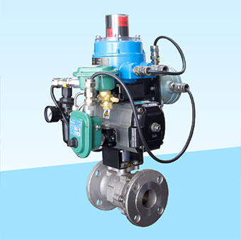 Two Stage Valve