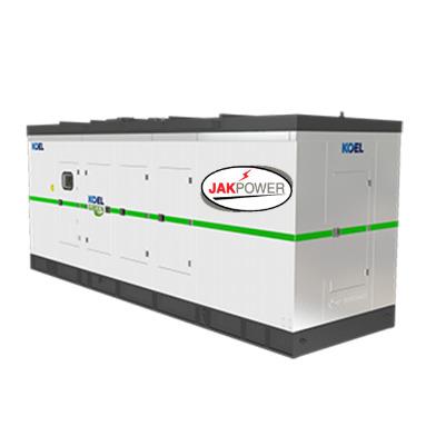 180 kVA - 250 kVA Diesel Generator