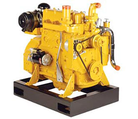 4R1040 Water Cooled Standard Engine