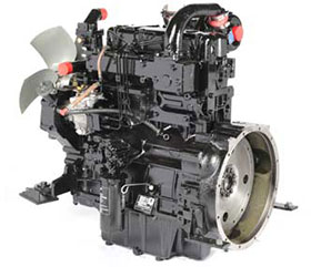 4R1040T Water Cooled Standard Engine