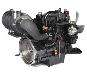 4R1040TA Water Cooled Standard Engine
