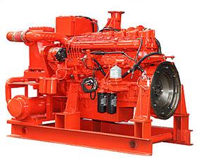 6SL9088TA Water Cooled Standard Engine