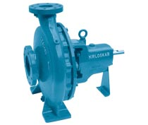 CE End Suction Pump