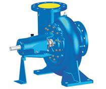 DBL End Suction Pump