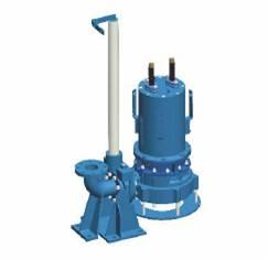 i-NS Submersible Sewage Pump