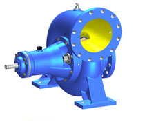 MF End Suction Pump