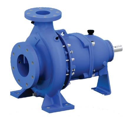 Romak Chemical Process Pump