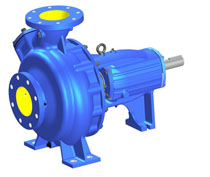 SHM End Suction Pump