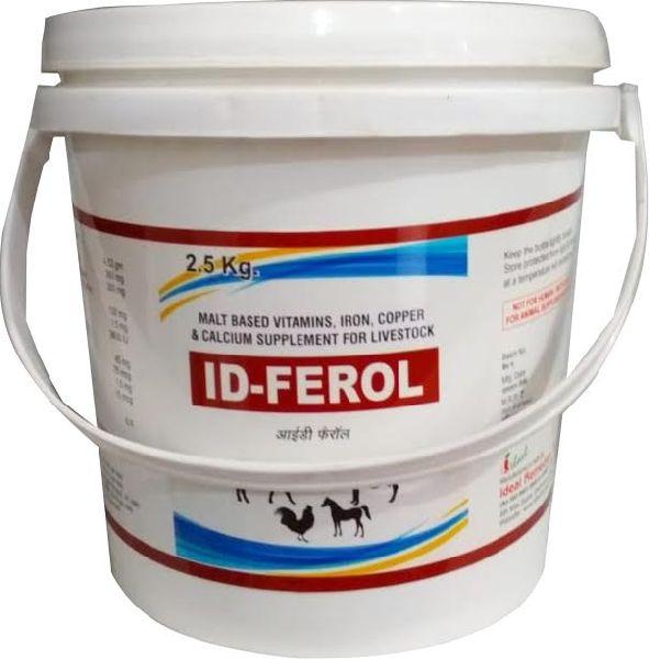 2.5 Kg ID Ferol Calcium Suppliment