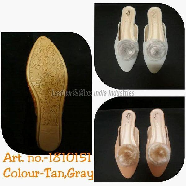 Ladies Casual Half Shoes