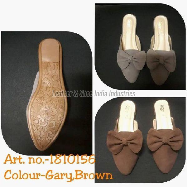 Ladies Fancy Half Shoes