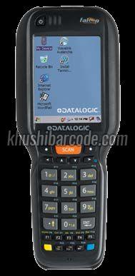Mobile Barcode Scanner (Datalogic Falcon X3) 02