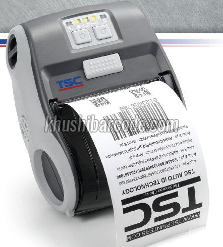 Portable Thermal Printer (TSC Alpha-3R) 01