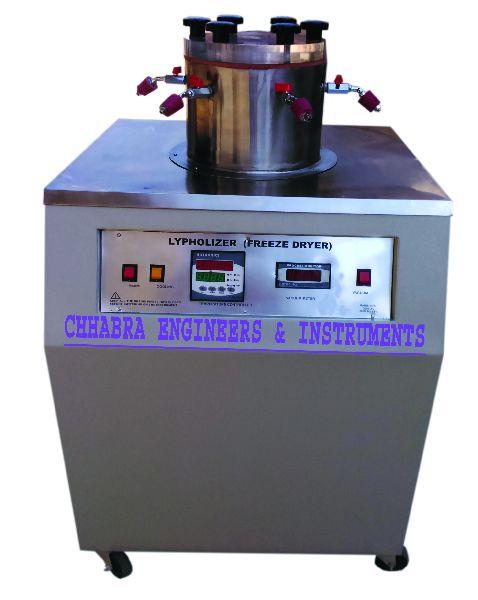 Lyophilizer Freeze Dryer