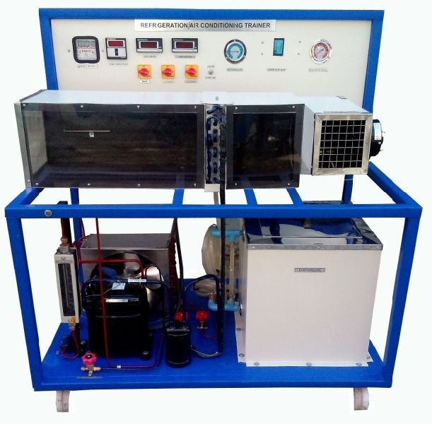Refrigeration & Air Conditioning Test Rig