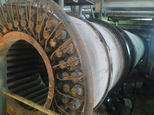 Rotary Steam Tube Dryer
