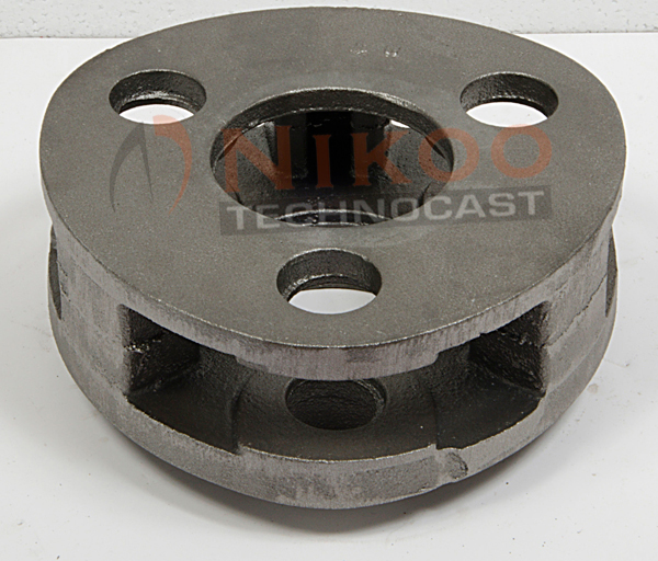 Earth Mover Component Casting