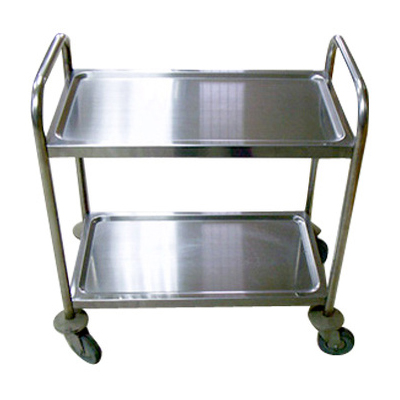 2 Tier Utility Trolley