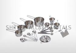 Stainless Steel Measuring Spoon