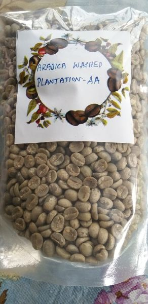 Washed Arabica Coffee Beans AA