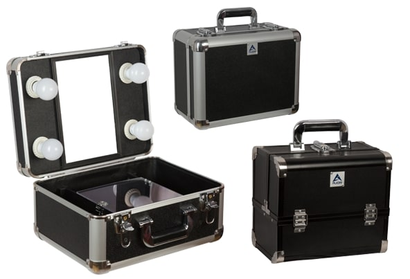 401 Vaara Make-Up Studio Case Lights