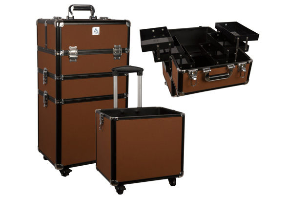 R101 Vaara Pro Make-up Train Case