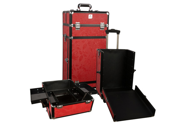 R102 Vaara Pro Make-up Rolling Case