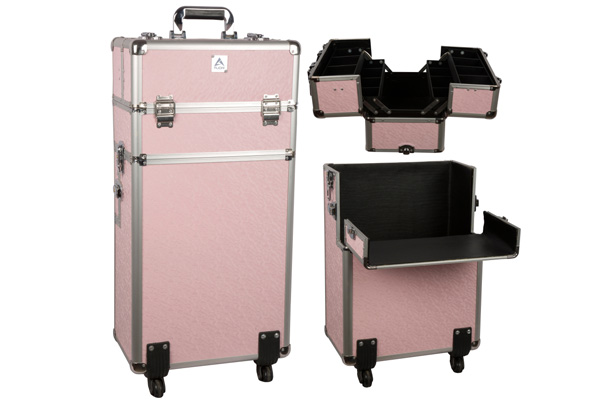 R103 Vaara Pro Make-up Rolling Case