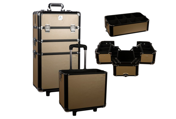 R104 Vaara Pro Make-up Train Case
